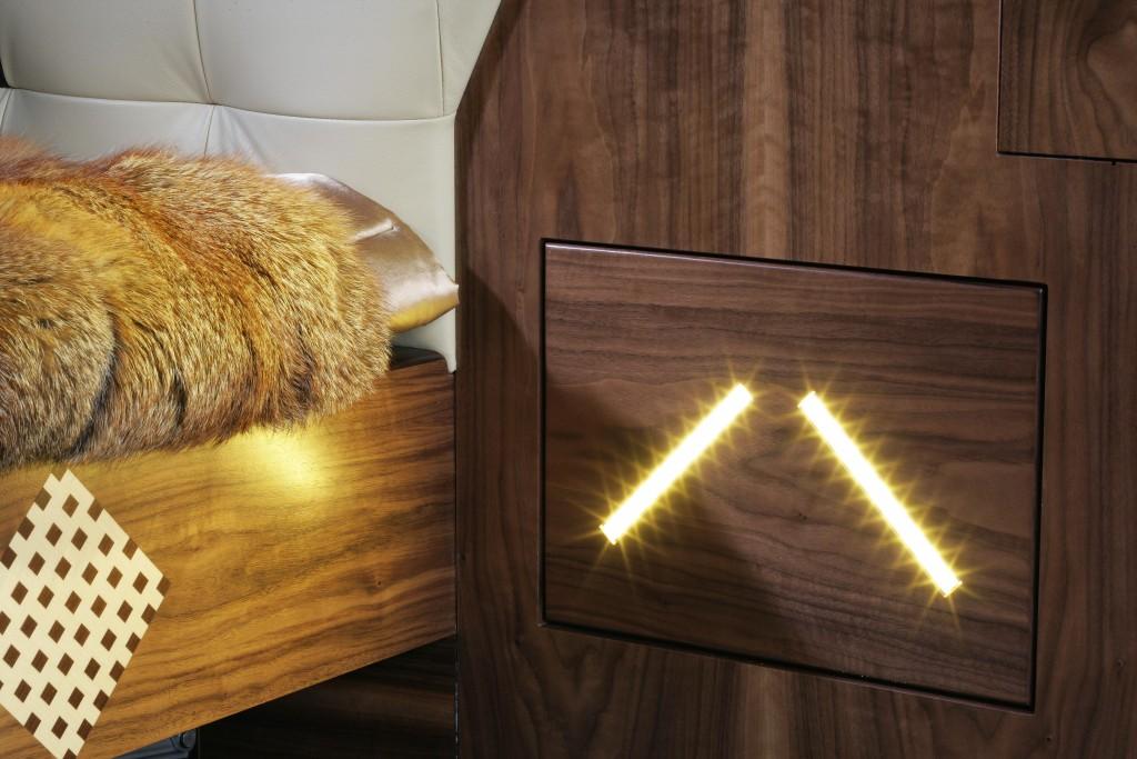 100 led lights bed headboards madrid silver crushed velvet